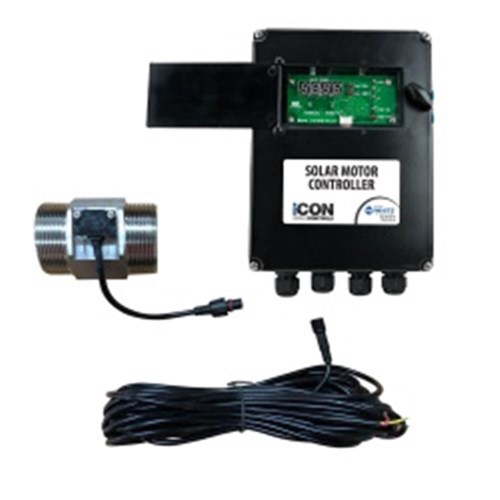 BIA-SOLCONTV3-FLOW32 - iCON Solar Motor V3 Controller with Flow meter 32