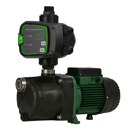DAB-JETCOM62NXT - Technopolymer Surface Mounted Pump with nXt Controller 42m 0.44kW 240V