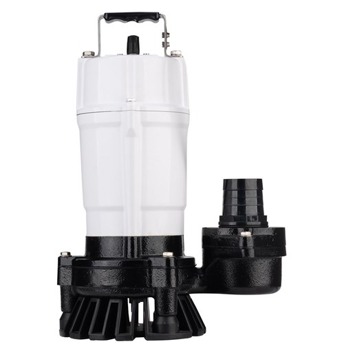 BIA-HSM750 - HS Series Submersible Commercial Construction Manual Pump 18m Max Head 0.75kW