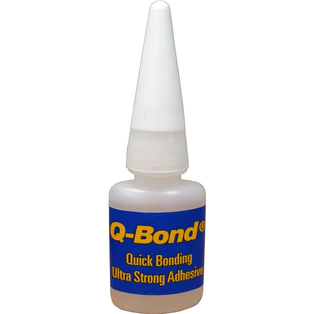 507045 Q Bond Adhesive 10ml Superglue Qb4 White