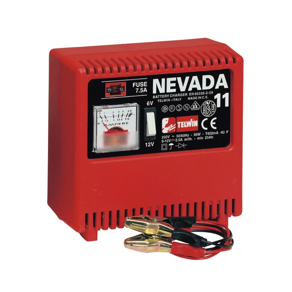 509543 Battery Charger Nevada 11 6 12volt 4amps White International 6v 12v Wiring Diagram Prev