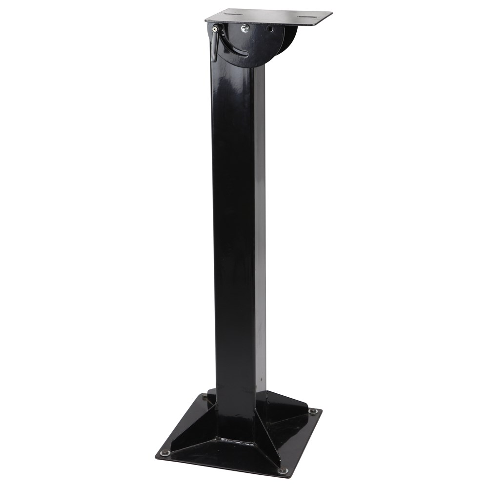 510920 Bench Grinder Stand Pos White International