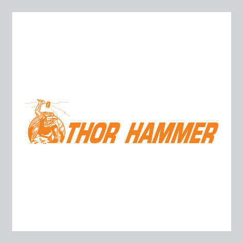 Thor Hammers Logo